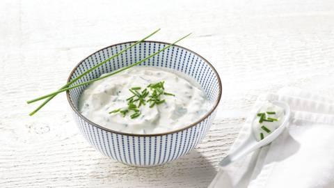 Yoghurt-knoflooksaus