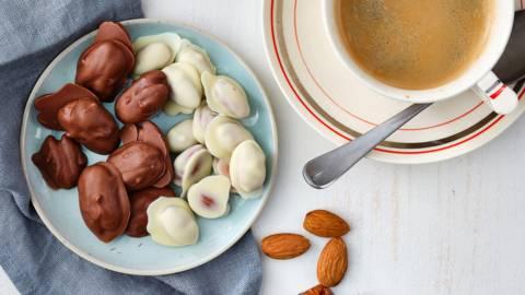 Chocolade snacknoten