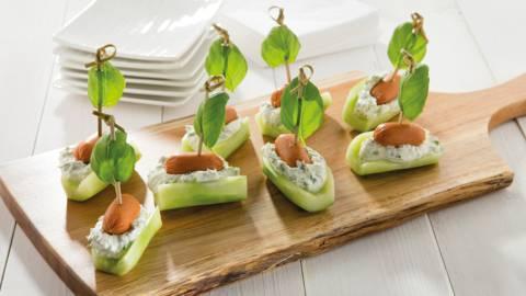 Komkommerbootjes