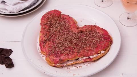Valentijnseclair