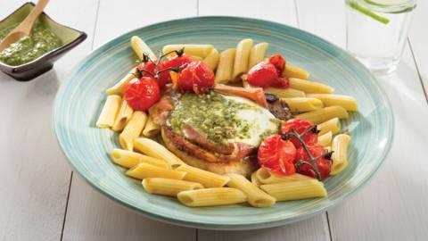 Filetkotelet op zijn Italiaans