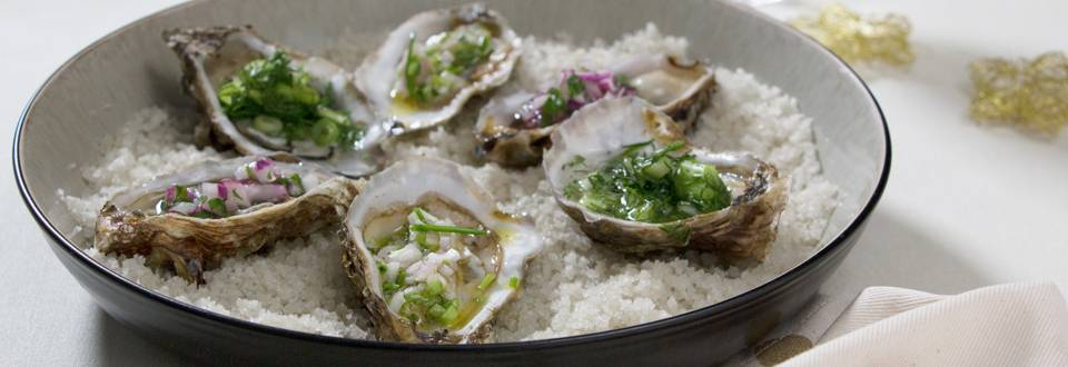 3 x oesters