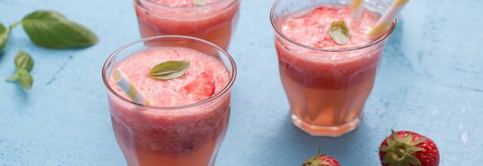 Watermeloen slushy