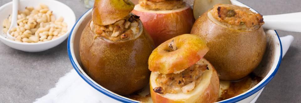 Hartige appelen en peren