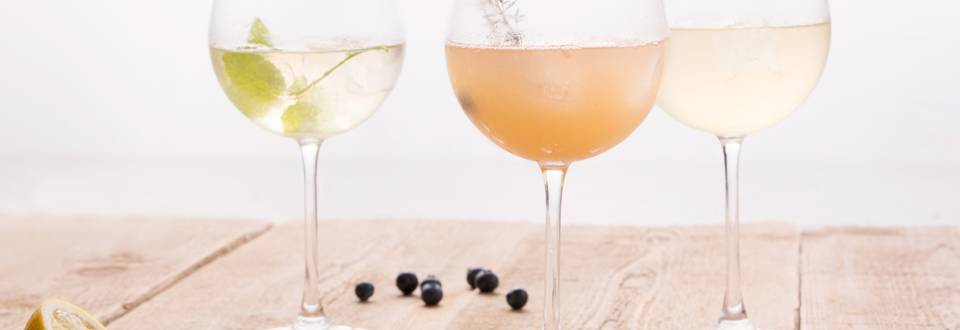 3 champagnecocktails