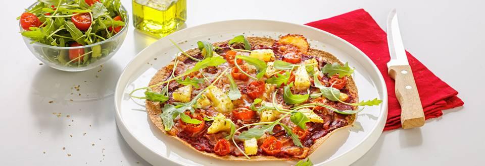 Pizzawrap hawaï