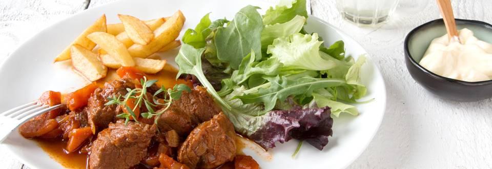 Rundstoofvlees met Gauloise